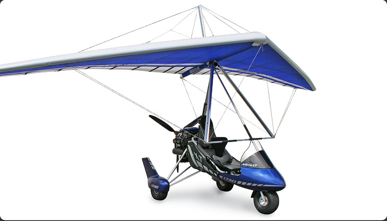 Airborne Microlight Aircraft, microlights, trikes, ultralights