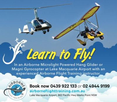Airborne » Airborne Microlight Aircraft, microlights, trikes