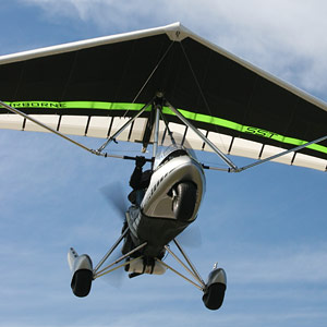 Airborne Microlight Aircraft, microlights, trikes