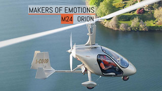 Airborne Australia - Magni Gyroplanes / Gyrocopters / Autogyro
